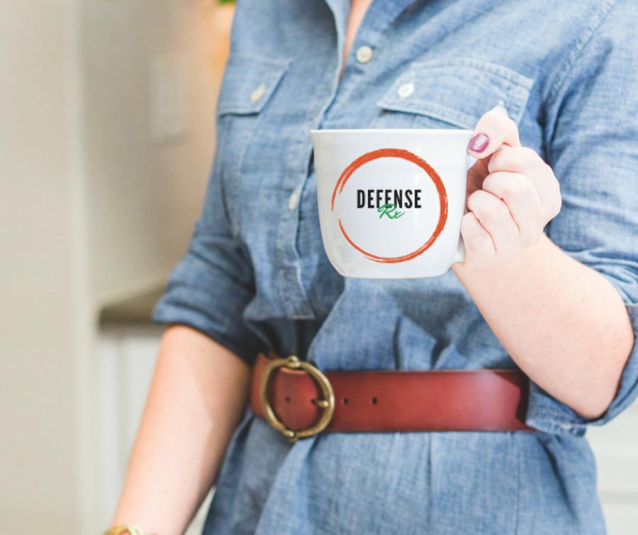 DefenseRx Tea