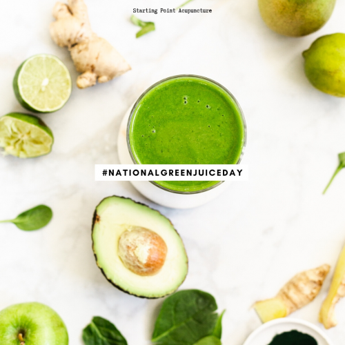Green Smoothie Day
