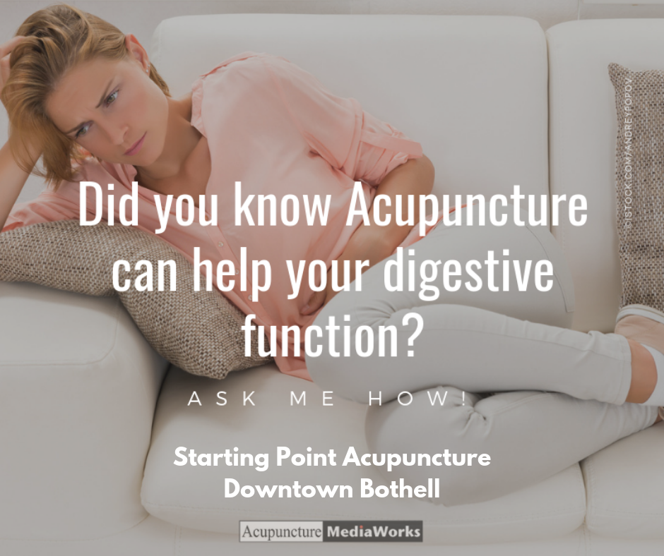 Acupuncture can provide IBS relief in Bothell, WA