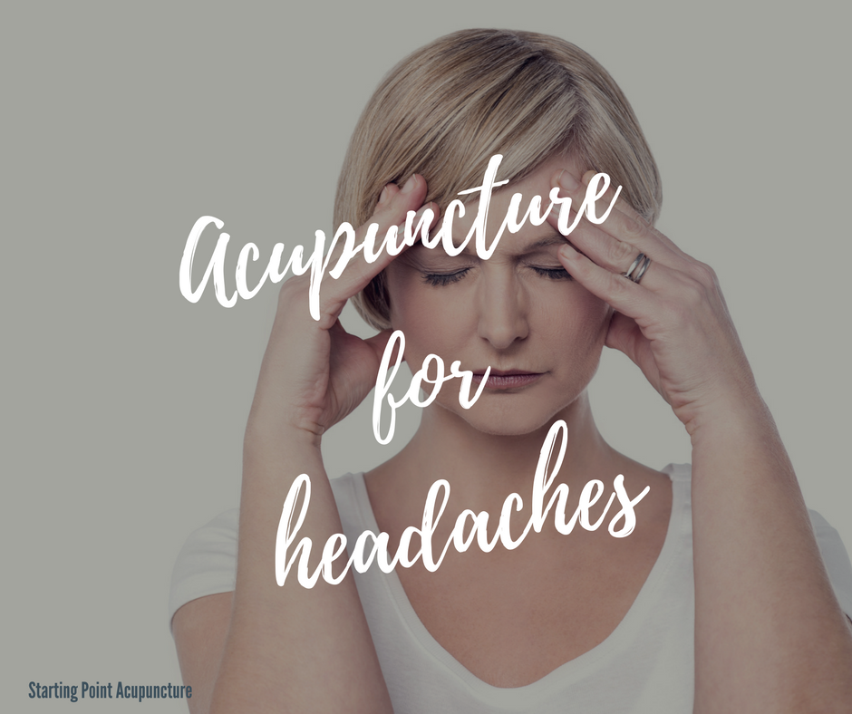 Acupuncture for the prevention of tension headaches ...