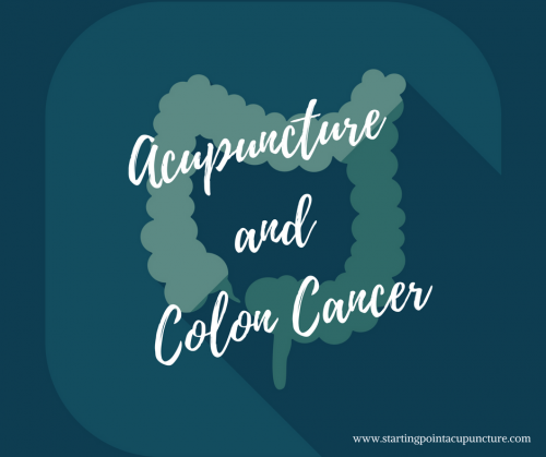 Acupuncture and colon cancer