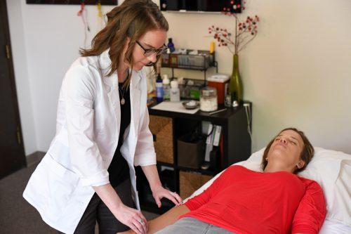 Acupuncture for hormone regulation
