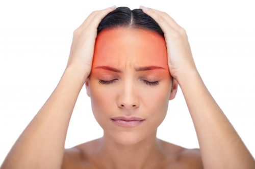 Migraine headache and IBS