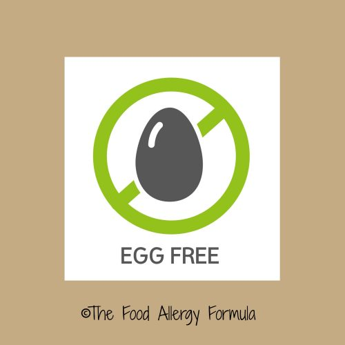 egg allergy and vegan baking