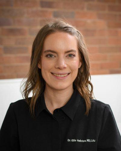 Dr. Ellie Heintze Acupuncturist and Naturopathic Doctor