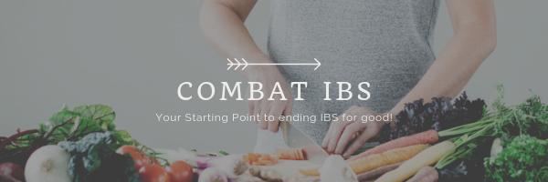 Combating IBS naturally