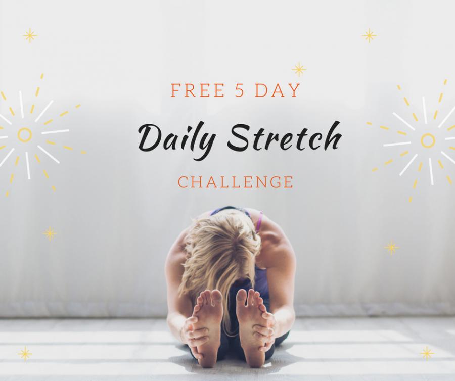 Daily stretch challenge
