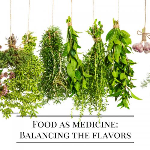 nutrition food as medicine