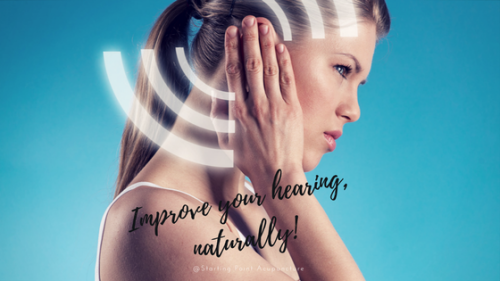 Improve hearing