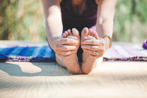 Acupuncture can help heel pain