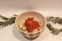Gluten-free pasta recipe