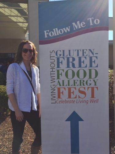 Gluten-free food allergy fest 2015