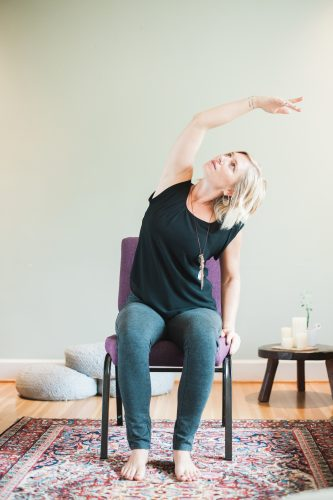 Stretches for optimal work performance