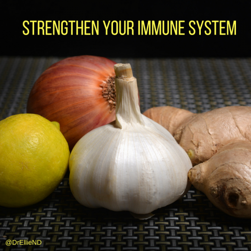 Strengthen your immune system