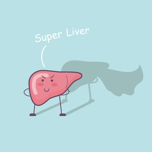 Acupuncture and liver health