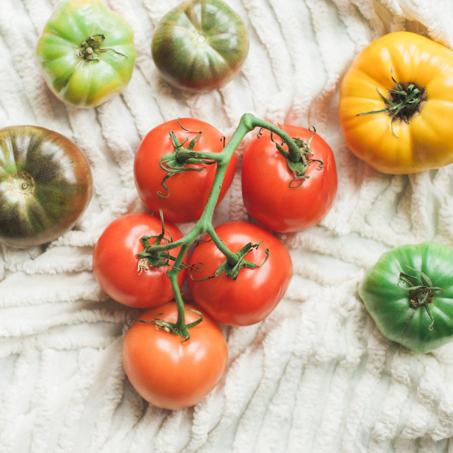 Essential nutrients tomatoes