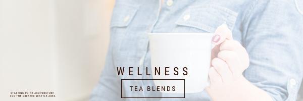 Wellness Tea Blends