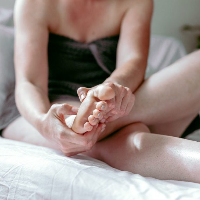 Acupuncture for mortons neuroma