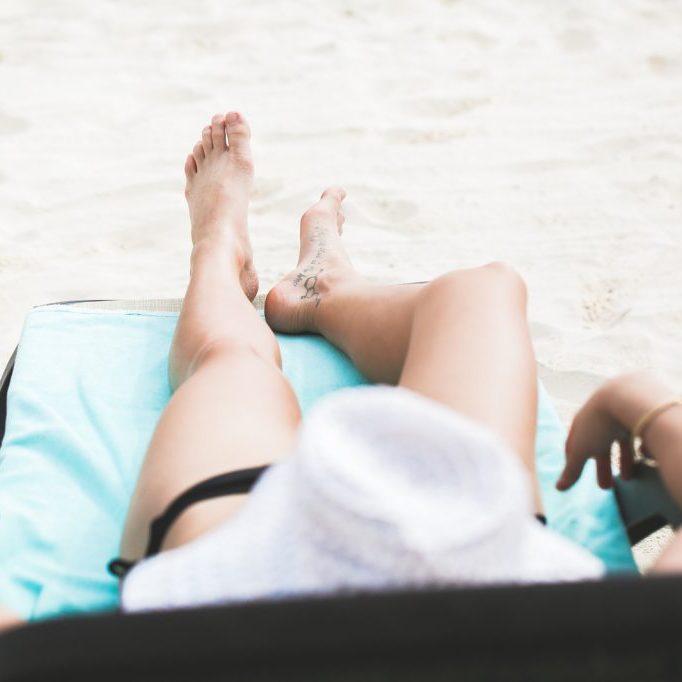 Summertime skin health tips