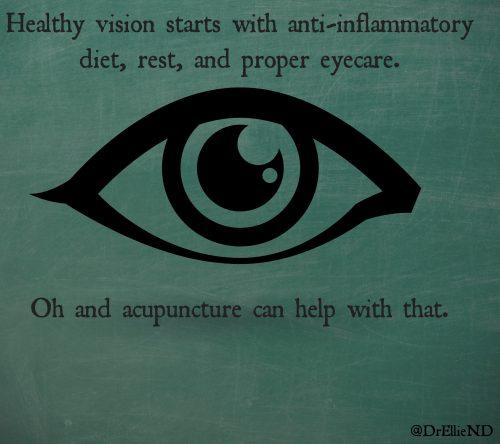 vision and eye health