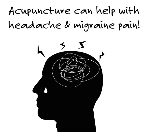 Reducing chronic headache and migraines