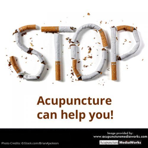 acupuncture and addiction, smoking cessation