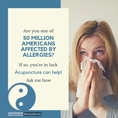 Acupuncture and Seasonal allergies