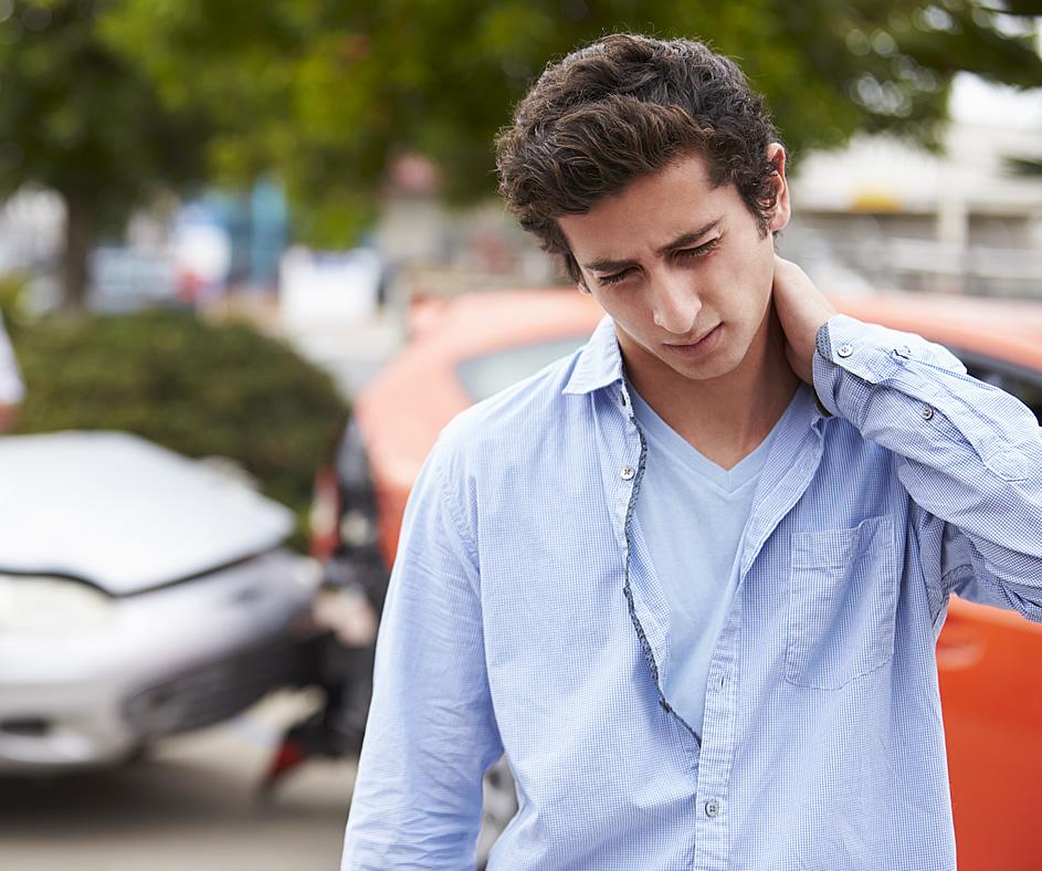 neck and shoulder pain treatment case