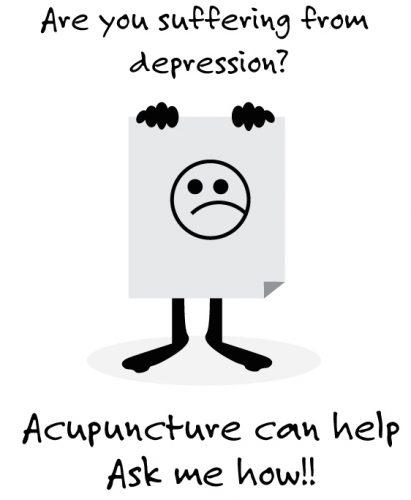 Acupuncture and Depression